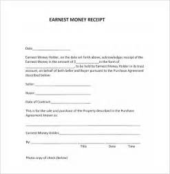 receipt for money received template money receipt template 23 free word excel pdf format