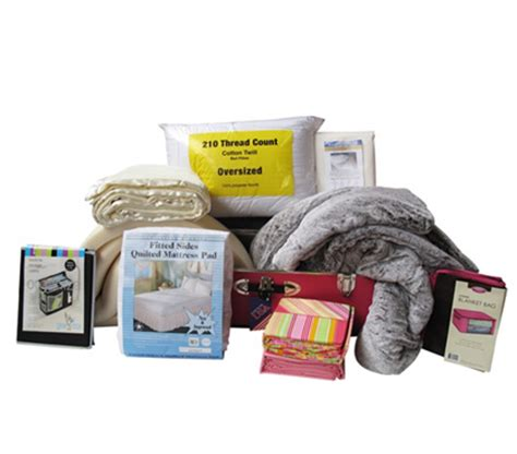 college bedding packages only the best dorm bedding trunk style package dorm room