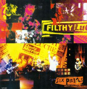 Cd Pistols Filthy Lucre Live god save the pistols japanese cd 1999 filthy lucre