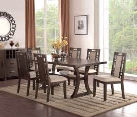 7pc dining room sets 7pc dining room sets 28 images hton road trestle 7pc