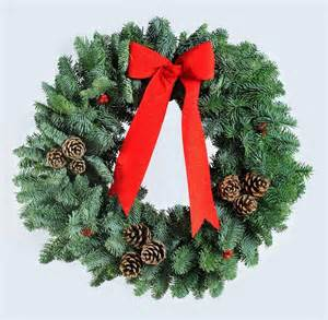 decorated christmas wreaths xmaspin