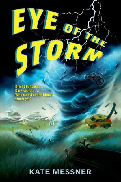 eye of the storm by kate messner hardcover barnes noble 174