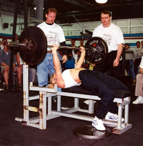 max bench record how to warm up for a one rep max t nation