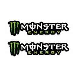 monster decals clipart