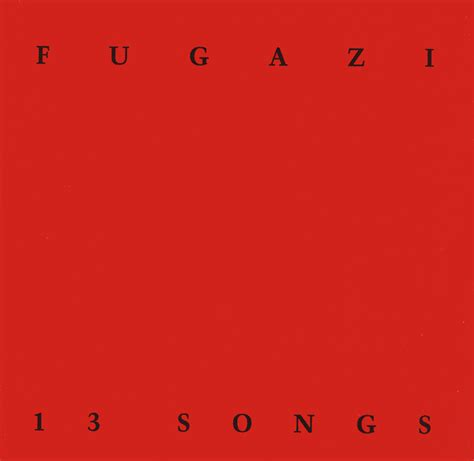 fugazi waiting room lyrics world of fugazi 13 songs