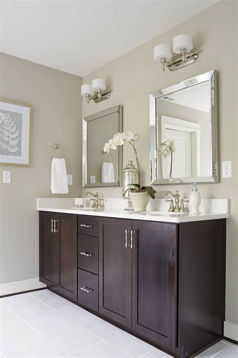 Dark Vanity Bathroom Ideas | best 25 dark cabinets bathroom ideas on pinterest dark
