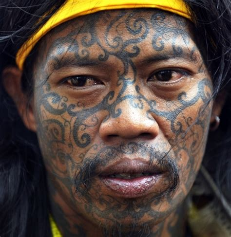 crazy tribal tattoos 219 best images about faces on