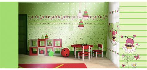 bordure kinderzimmer marienkafer rasch textil girotondo borte nr 006081 bord 252 re