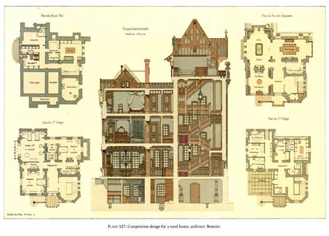 victorian home blueprints 25 best ideas about victorian house plans on pinterest