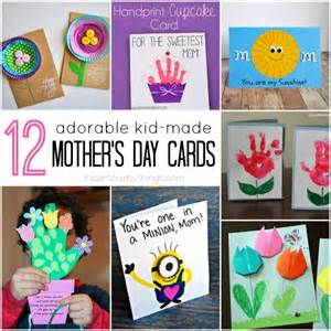 12 adorable kid made s day cards i crafty things