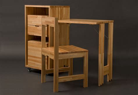 table with hidden chairs transforming cabinet with hidden table and chairs from