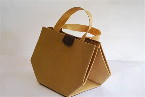 Origami Bags With Paper - origami bag on behance
