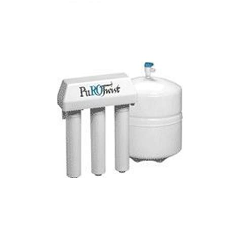 reverse osmosis filter purotwist pt3000t50 ss ad reverse osmosis filter system