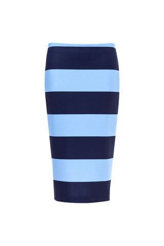 now trending printed pencil skirts