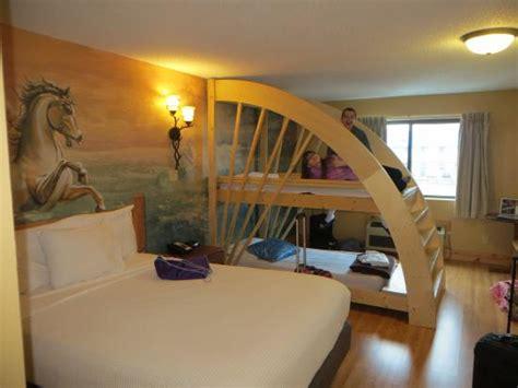 mt olympus rooms bunk beds picture of mt olympus resort wisconsin dells tripadvisor