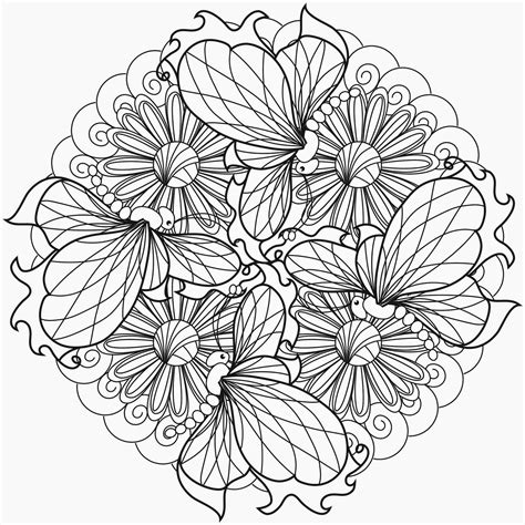 therapeutic coloring pages simple therapeutic coloring pages