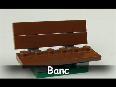 Banc Lego by Lego Tuto Construction D Un Banc