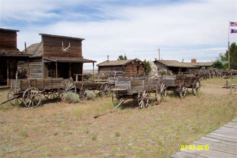 old west old west town in cody wy click to see full size