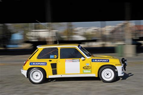 renault 5 turbo group b to ελληνικό renault 5 turbo group b πουλήθηκε για 257 600