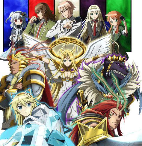 Anime Z X Ignition by Z X Ignition Anime
