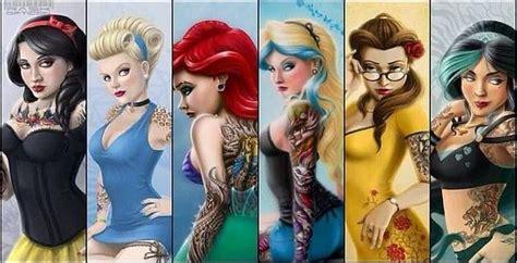 bad disney princess disney princesses bad inspiring drawings paintings