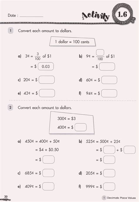extra pattern practice unit 13 practice for primary math