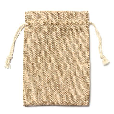 buy faux burlap hessian mini bags rustic wedding favor