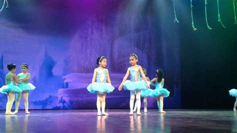 Balet Frozen frozen pida ballet tammy friends
