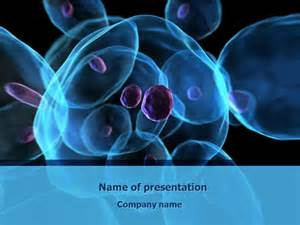 Cell Powerpoint Template by Stem Cells Presentation Template For Powerpoint And