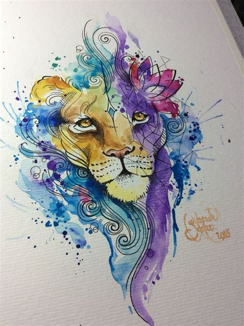 watercolor tattoo nederland 25 beste idee 235 n watercolor op