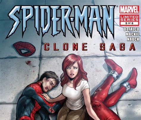 Pdf Spider Clone Saga 2009 by Spider The Clone Saga 2009 5 Comics Marvel