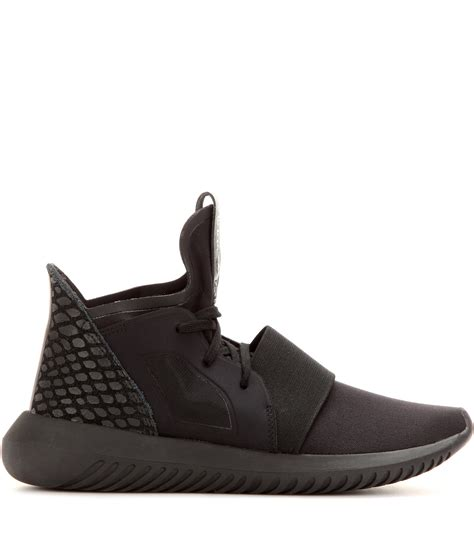 Sepatu Sneakers Adidas Alphabounce Tubular For lyst adidas tubular defiant sneakers in black