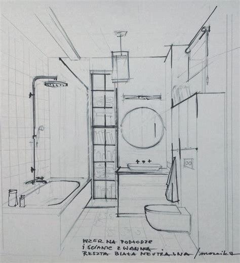 bathroom sketch bathroom interior design sketches