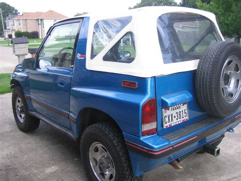 chevy tracker 1990 1990 geo tracker overview cargurus