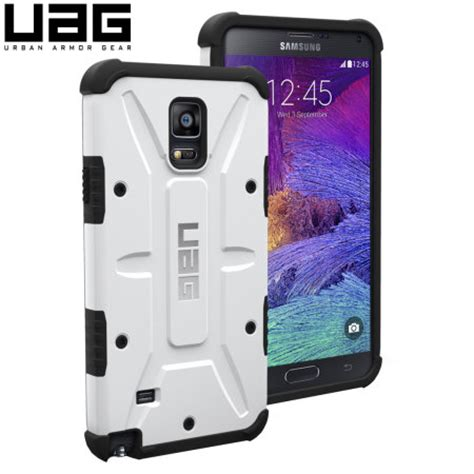 Uag Note 4 White uag samsung galaxy note 4 protective navigator