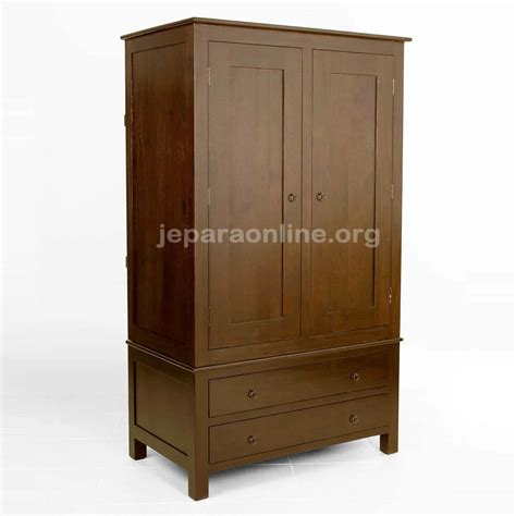 Lemari Pakaian Empat Pintu lemari pakaian dua pintu