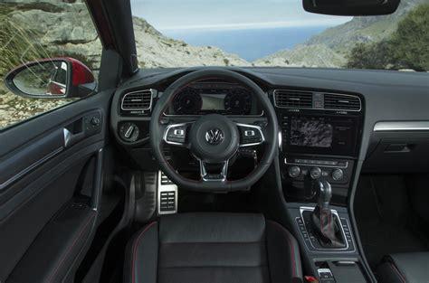 2017 volkswagen golf gti review autocar