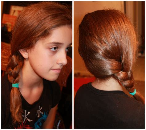 cute easy hairstyles back to school 5 back to school cute and easy hairstyles side braid