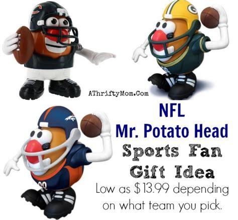 gifts for him sports fan nfl mr potato head sports fan gift idea a thrifty mom