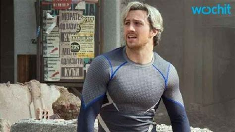 quicksilver movie actor quicksilver actor would return in the marvel one news