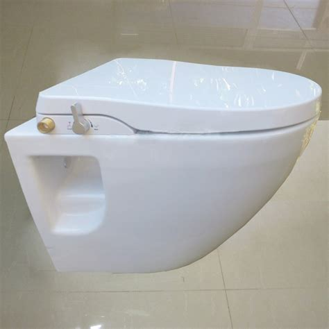 Bidet Closet by Sanitary Ware Wall Hung Toilet Bidet Ceramic Wall Mounted