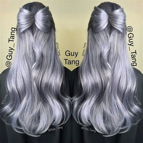 guy tang grey hair guy tang a master of long hair hair x hair x
