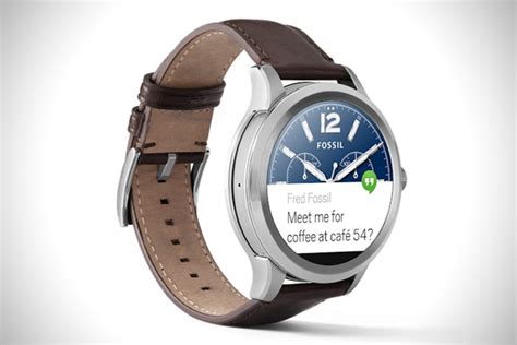 smartwatch fossil fossil q founder smartwatch hiconsumption