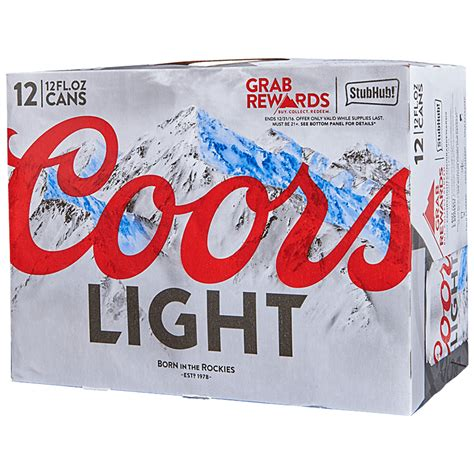 coors light 24 pack price cans coors light 12 oz cans