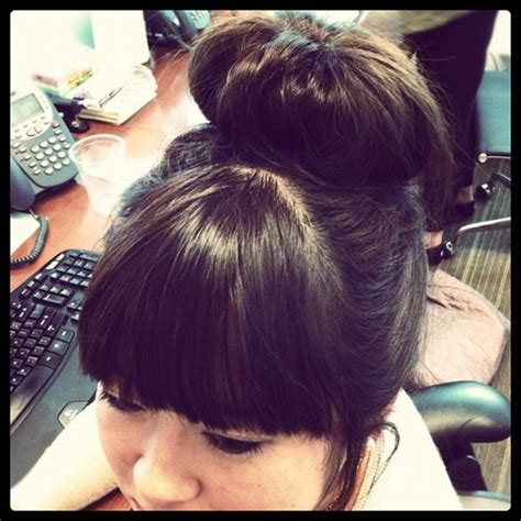 penecostal how to hair styles 1000 images about bangs buns on pinterest
