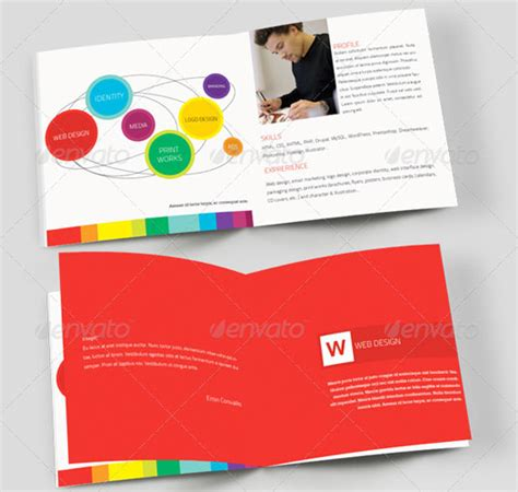 booklet layout template brochure templates for clipart best