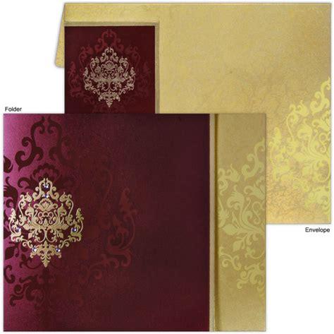 gold wedding invitation cards wedding invitations color in autumn season a2z wedding cards