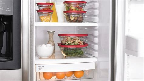Refrigerated Cooked Chicken Shelf by How To Store Food Properly In The Freezer And Fridge