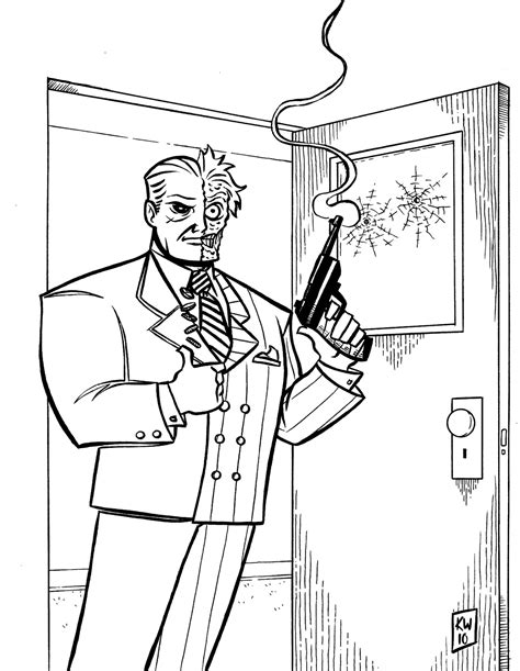 batman bad guys coloring pages coloring pages