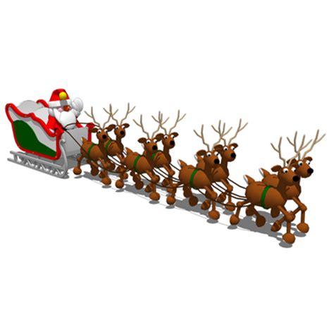 santa sleigh 3d model formfonts 3d models textures